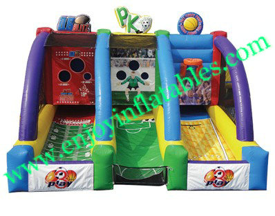 YF-inflatable sport game-01