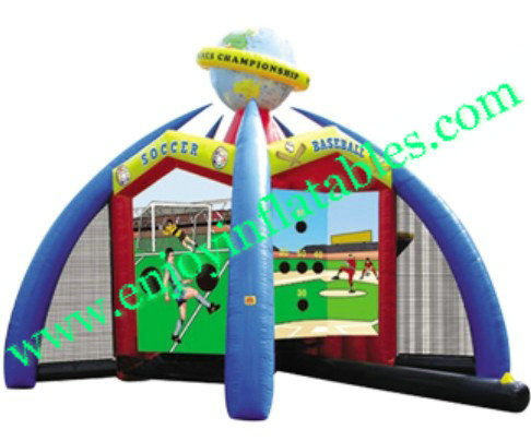 YF-inflatable sport game-03