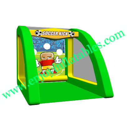 YF-inflatable soccer goal-30