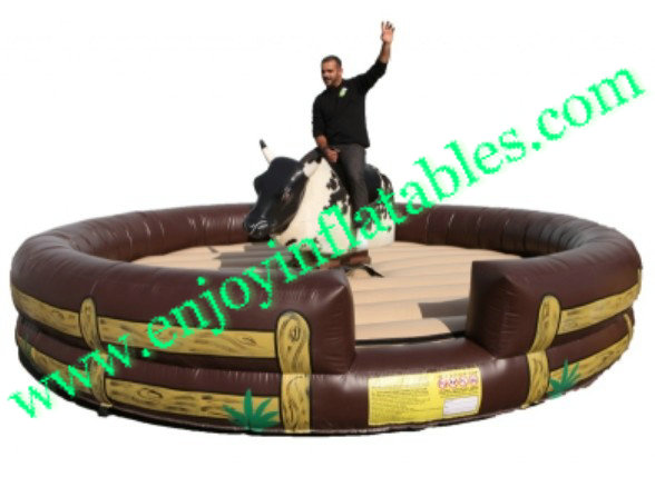YF-inflatable bull ring-58