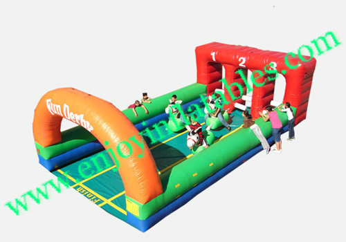 YF-inflatable horse race-72