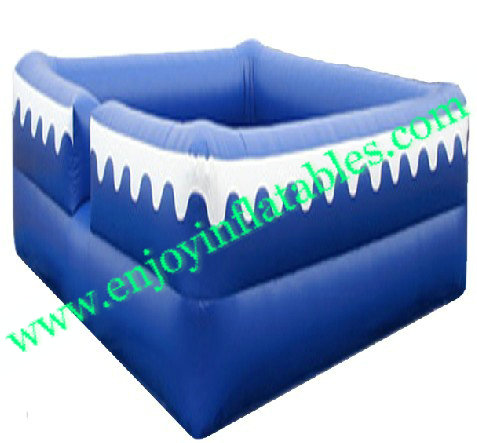 YF-inflatable foam booth-74