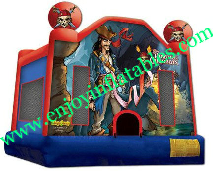 YF-pirate inflatable jumping castle-58