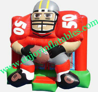 YF-football bounce house-64