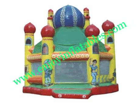 YF-inflatable castle-116