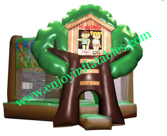 YF-inflatable jungle bouncer-19