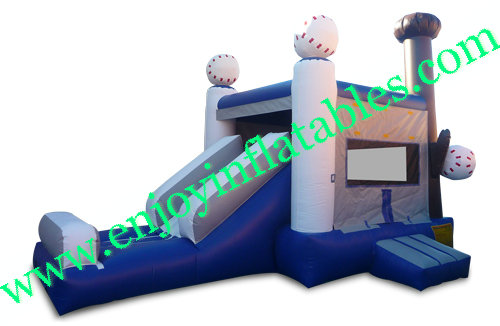 YF- inflatable bounce combo-17