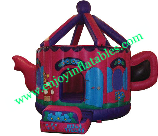 YF-inflatable bouncy castle-34