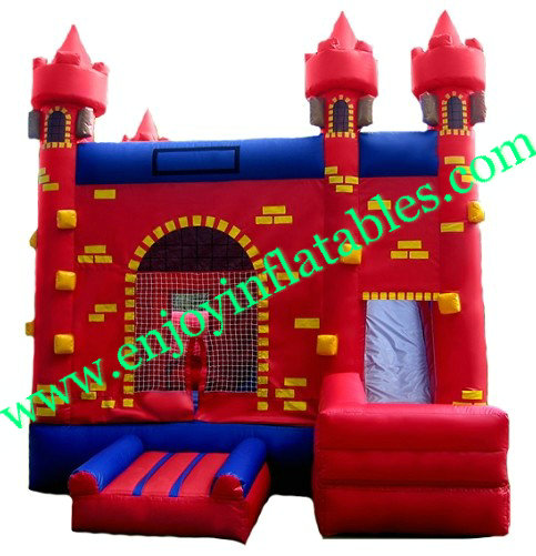 YF-inflatable bouncer combo-32