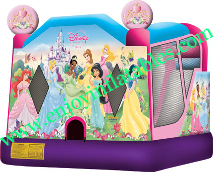 YF-inflatable princess combo-40
