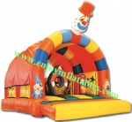 YFBN-12 clown bounce house