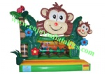 YFBN-09 Inflatable Monkey N Forest Jumper