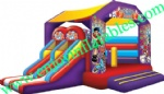 YF-two lane inflatable combo-125