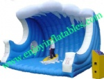 YF-inflatable surf mattress-53