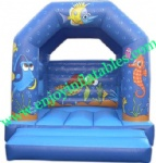 YF-sea world inflatable bouncy castle99