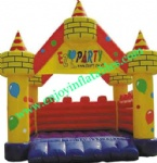 YF-inflatable castle-119