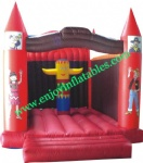 YF-inflatable castle-118