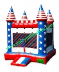 YF-inflatable castle-115