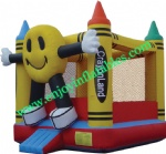 YF-inflatable castle-114