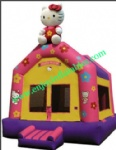 YF-hellokitty bounce house-100