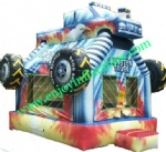 YF-monster truck bounce house-86