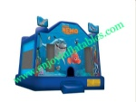YF-inflatable bouncer nemo-55