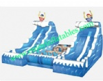 YF-inflatable playgound slide-37