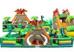 YF-dragon inflatable playground-33