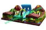 YF-inflatable playground-32
