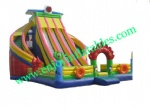 YF-inflatable playground slide-27