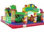YF-inflatable fun city-19