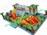 YF-dragon inflatable fun city-09