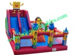 YF-inflatable fun city-06