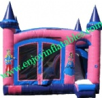 YF-inflatable bouncer combo-31