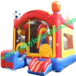 YF-inflatable bouncer combo-65