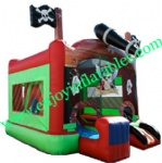 YF-inflatable bouncer combo-68