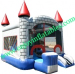 YF-inflatable bouncer combo-70