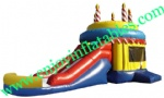 YF-inflatable slide combo-73