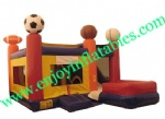 YF-inflatable combo slide-81