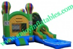 YF-inflatable combo slide-82