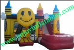 YF-inflatable combo slide-83