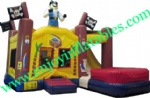 YF-inflatable combo slide-85